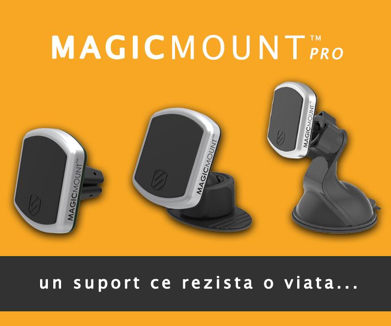 suport magnetic telefon