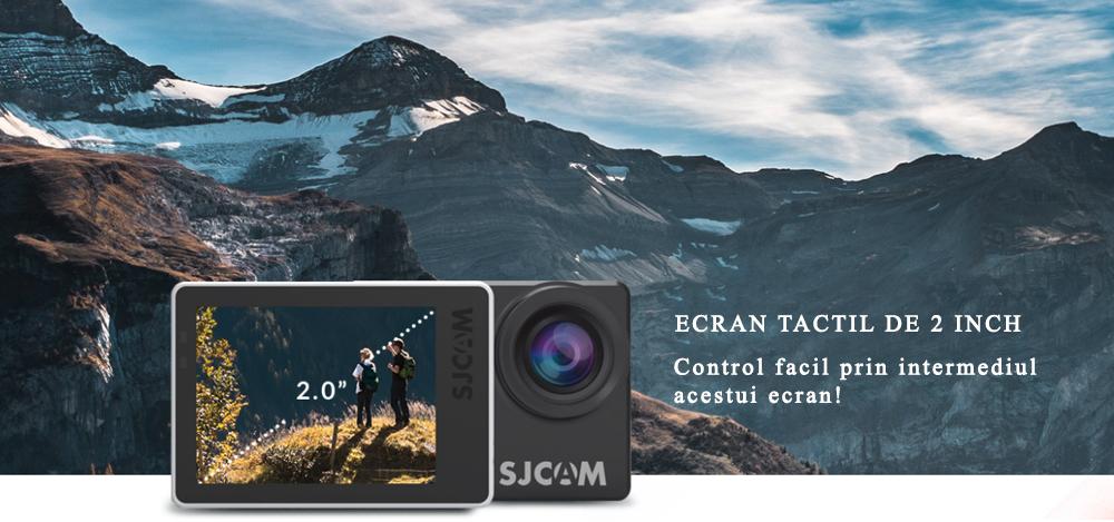 Review camera video sport SJCAM SJ7 Star