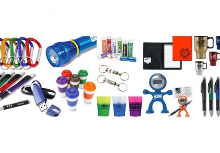 Obiecte si produse promotionale personalizate pentru companii