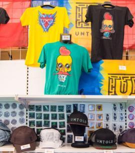 Cadouri corporate si merchandising pentru UNTOLD si NEVERSEA