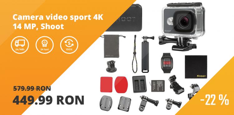 Camera 4K Shoot