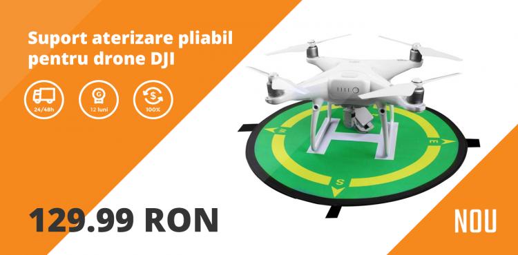Suport aterizare pliabil pentru drone DJI