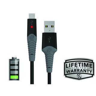 Cablu micro USB de incarcare si sincronizare strikeLINE™ LED