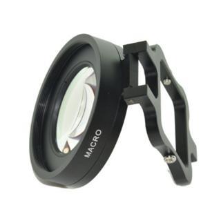 Filtru macro 58 mm si adaptor Widjit pentru camere video sport