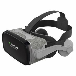 Ochelari VR cu Casti Stereo Shinecon G07E