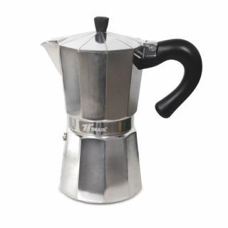 Cafetiera din aluminiu, capacitate 300 ml