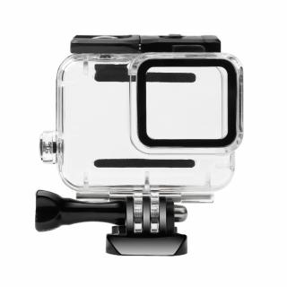 Carcasa subacvatica comptabilia cu GoPro Hero 7 Silver & White - 40M