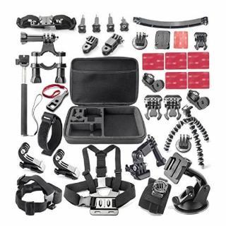 Kit accesorii 30 in 1 universal pentru camere de actiune