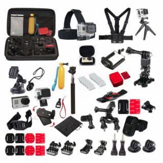 Kit accesorii 40 in 1 pentru camere video sport
