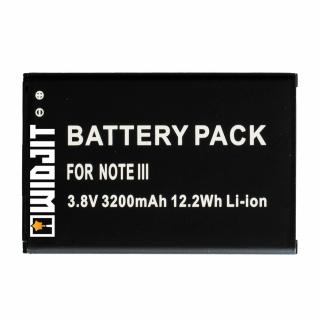 Acumulator Widjit pentru Samsung Note 3 - 3.8V / 3200mAh