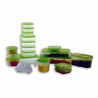 Set cutii alimentare, 42 piese, Thulos