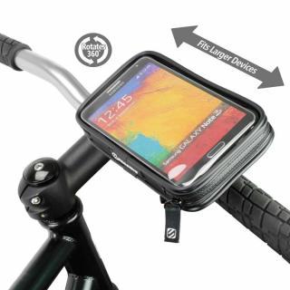 Suport bicicleta rezistent la apa pentru smartphone handleIT pro XL