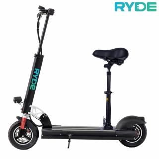 Pachet trotineta electrica pliabila RYDE 400 + Scaun pliabil
