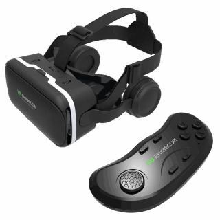 Ochelari VR Shinecon G04E + Gamepad