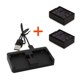 Kit Widjit incarcare baterii GoPro Hero 3 si 3+