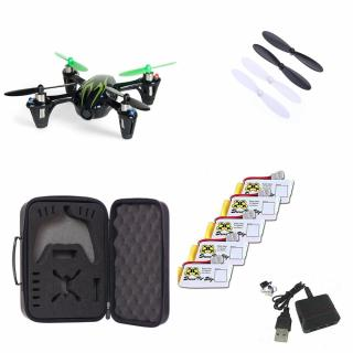 Hubsan 107C the full pack