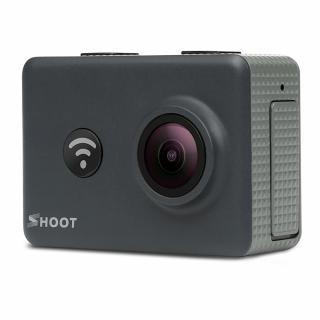 Camera video sport 4K, Shoot, 14 MP cu telecomanda WiFi