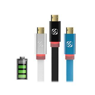 flatOUT LED cablu micro USB reversibil EZTIP™