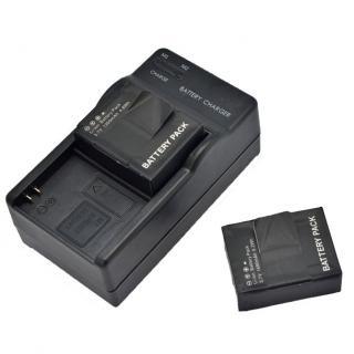 Kit de incarcare pentru priza si auto GoPro Hero 3 si 3+
