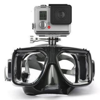 Ochelari profesionali pentru scufundari / snorkeling Widjit compatibili camere video sport