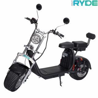 Scuter electric RYDE 1500, 1500W/60V/24Ah, viteza maxima 50 km/h, autonomie 70 km